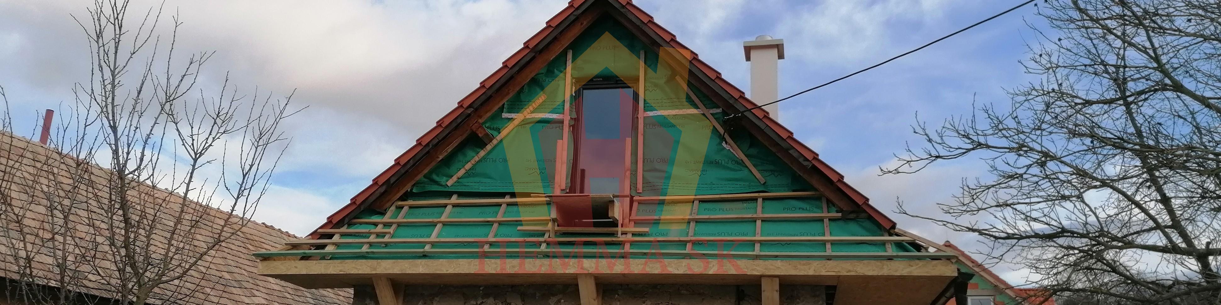 Balkón - Lukové